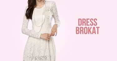 Dress Brokat Makassar
