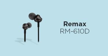 Earphone Remax 610d