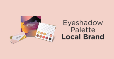 Eyeshadow Palette Local Brand
