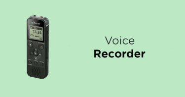 Voice Recorder Depok