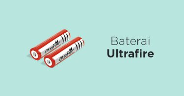 Baterai Ultrafire Jakarta Utara