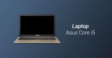 Laptop Asus Core i5 Sumatera Selatan