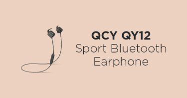 QCY QY12 Bluetooth Earphone Jakarta Pusat