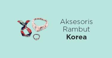 Aksesoris Rambut Korea