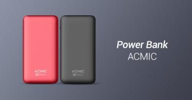 Power Bank ACMIC Mulai 200rb