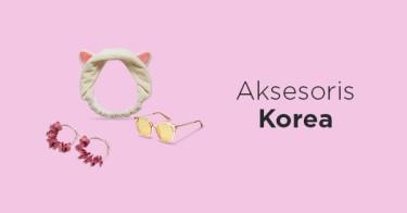 Aksesoris Korea Bandung