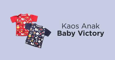 Kaos Anak Baby Victory