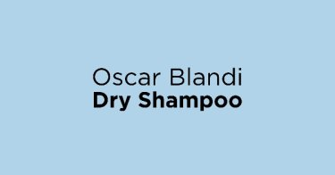 Oscar Blandi Dry Shampoo