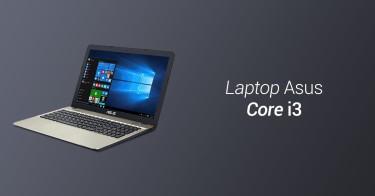 Laptop Asus Core i3 Aceh Utara