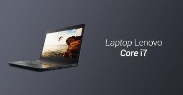 Laptop Lenovo Core i7 Bandung