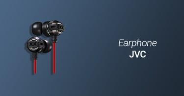 Earphone Jvc