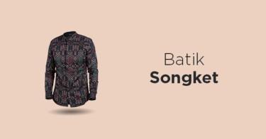 Batik Songket Palembang