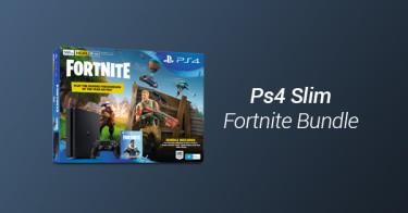 Jual Ps4 Slim Fortnite Bundle dengan Harga Terbaik dan Terlengkap