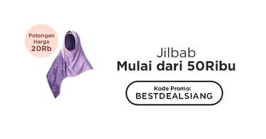 Jilbab Promo