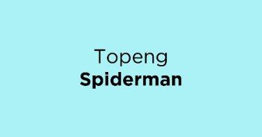 Topeng Spiderman Jakarta Timur