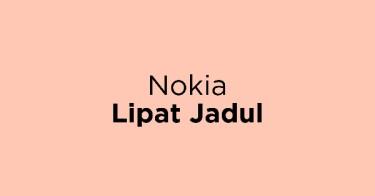 Nokia Lipat Jadul