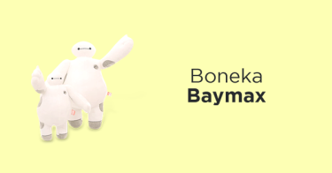 Boneka Baymax DKI Jakarta