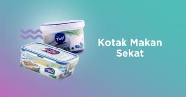 Kotak Makan Sekat Bandung