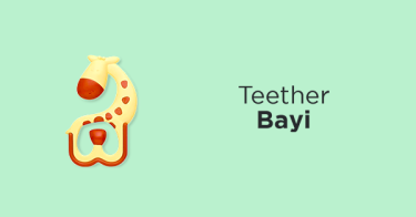 Teether Bayi