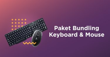 Paket Bundling Keyboard & Mouse