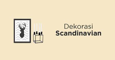 Dekorasi Scandinavian