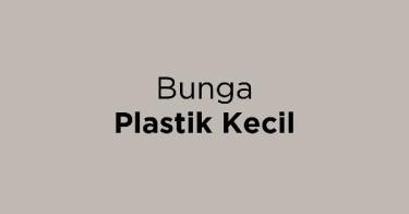 Bunga Plastik Kecil Lampung Selatan