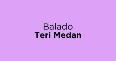 Balado Teri Medan