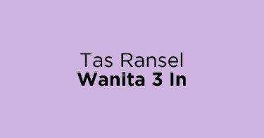 Tas Ransel Wanita 3 In Kabupaten Bogor