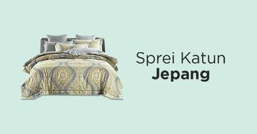 Sprei Katun Jepang Bandar Lampung