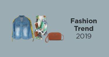 Trend Fashion Wanita 2019