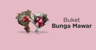Buket Bunga Mawar Bandung