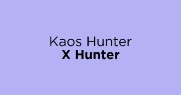 Kaos Hunter X Hunter Bandung