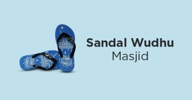 Sandal Wudhu Masjid Bandung