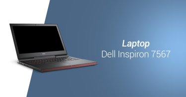 Laptop Dell Inspiron 7567