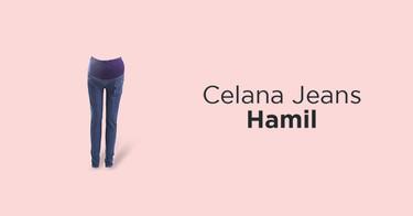Celana Jeans Ibu Hamil Bandung