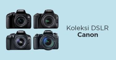 DSLR Canon Riau