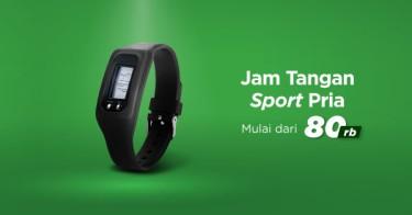 Jam Tangan Sport Pria Banjar