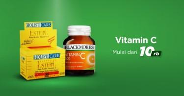 Vitamin C Sumatera Selatan