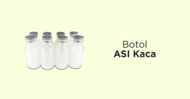 Botol ASI Kaca Depok