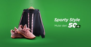 Jual Sporty Girl dengan Harga Terbaik dan Terlengkap