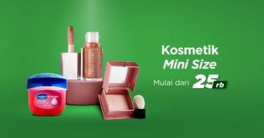 Kosmetik Mini Size
