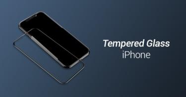 Tempered Glass iPhone Lampung Utara