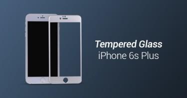 Tempered Glass iPhone 6s Plus Palembang