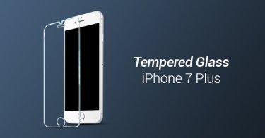 Tempered Glass iPhone 7 Plus Bogor