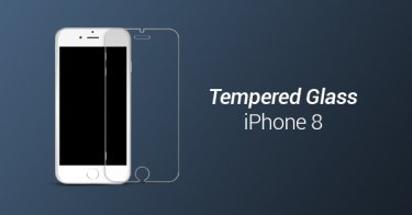 Tempered Glass iPhone 8 Palembang