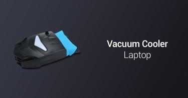 Vacuum Cooler Laptop
