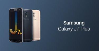 Samsung J7 Plus Sumatera Selatan