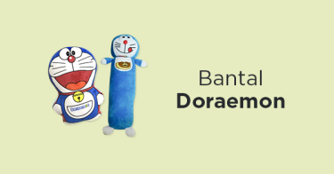 Bantal Doraemon