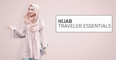 Hijab Traveler Essentials