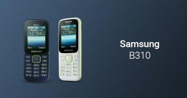 Samsung B310 Ogan Komering Ulu Timur